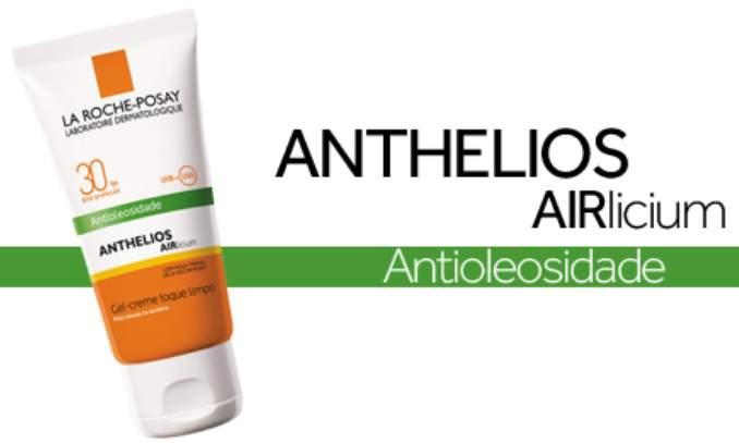 Protetor Anthelios AIRLICIUM FPS30