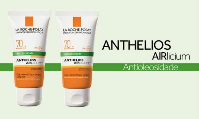 Protetor Anthelios AIRLICIUM FPS70